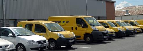 Des taxis pour remplacer des facteurs grévistes