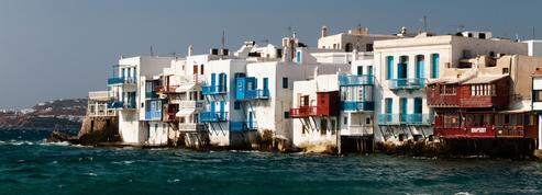Grèce: les guides touristiques se vendent comme des petits pains