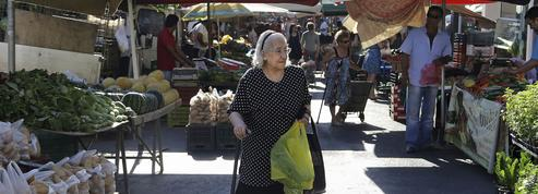 Sur quoi repose l'économie grecque ?