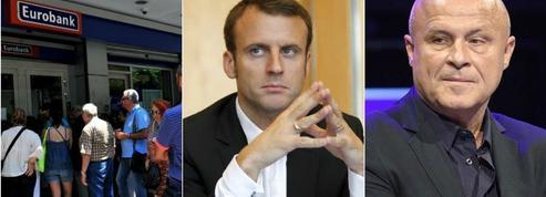 Grèce, loi Macron, France Culture : le récap éco du jour