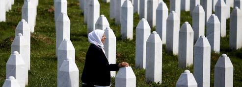 La guerre des mots résonne encore à Srebrenica