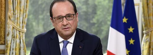 Face à l'EI, le président de la République appelle les Français à «ne pas avoir peur»