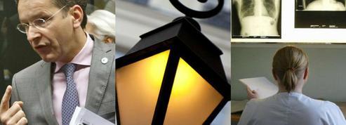 Grèce, tarifs de l'électricité, hôpitaux : le récap éco du jour