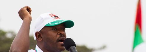 Pierre Nkurunziza est élu président du Burundi pour la troisième fois