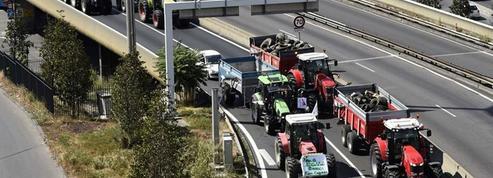La mobilisation des éleveurs laitiers repart de plus belle