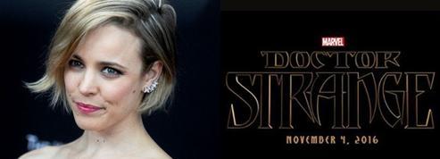 Rachel McAdams prochaine tête d'affiche de Doctor Strange ?