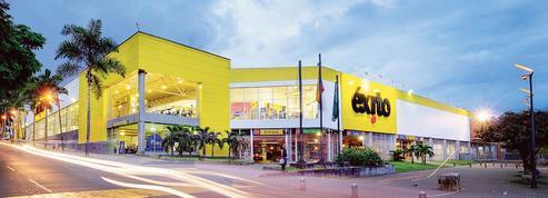 Casino réorganise ses participations en Amérique latine