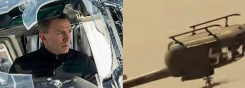 Spectre : la folle cascade en hélicoptère est-elle possible ?