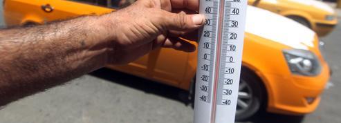 L'Iran frôle le record mondial de chaleur avec 74°C de température ressentie