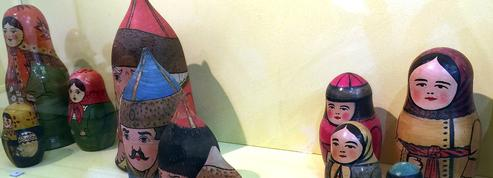 L'histoire secrète des poupées russes dévoilée à Moscou