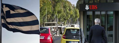 Grèce, automobile, Libor : le récap éco du jour