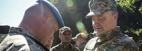Petro Porochenko : «Poutine veut toute l'Europe»