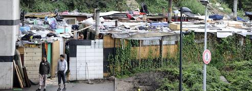 Le bidonville de La Courneuve bientôt démantelé