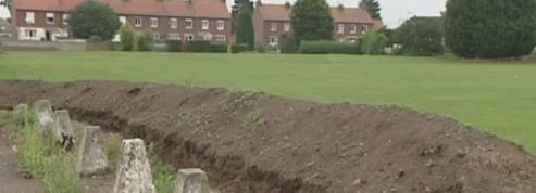 Une commune du Nord creuse des fossés contre les gens du voyage