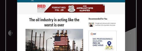 Business Insider, l'information à haute fréquence