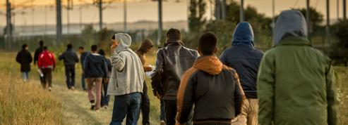 Migrants à Calais : le gouvernement britannique débloque 10 millions d'euros