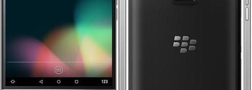 Une vidéo dévoile le premier BlackBerry fonctionnant sous Android