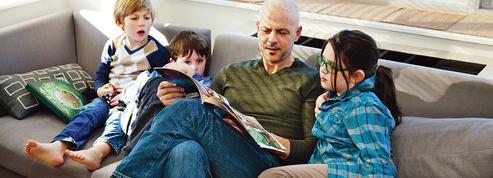 De plus en plus de pères élèvent seuls leurs enfants
