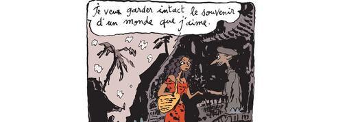 Joann Sfar : «Je souhaitais que chaque case parle de nostalgie»