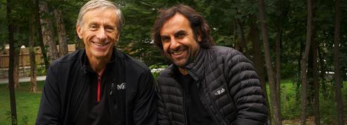 Jean-Christophe Rufin et André Manoukian, l'air des mêmes cimes