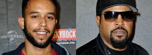Le héros du Thalys Anthony Sadler invité par Ice Cube