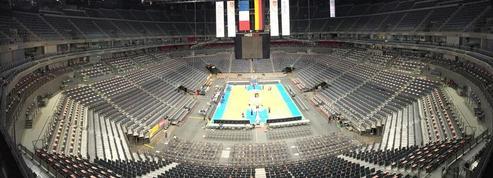 La patinoire de Cologne a failli priver les Bleus de match
