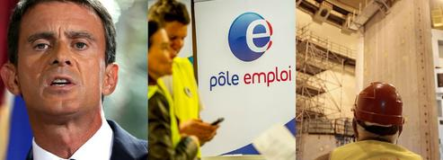 Agriculteurs, chômage, Flamanville : le récap éco du jour