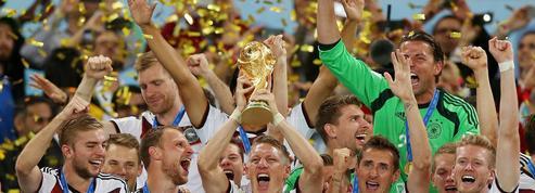 Les champions du monde allemands lancent un appel à l'aide pour les migrants