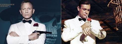 Spectre :James Bond s'affiche à nouveau en smoking blanc