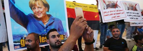 Crise des migrants : et Angela Merkel est devenue «Mama Merkel»