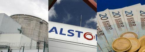 Fessenheim, Alstom, pouvoir d'achat : le récap éco du jour