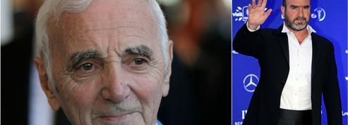 Aznavour, comme Cantona, est prêt à héberger des réfugiés