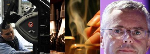 Smart, coût des addictions, Michel Combes: le récap éco du jour