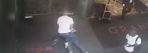 US Open: la vidéo accablante de l'arrestation de James Blake