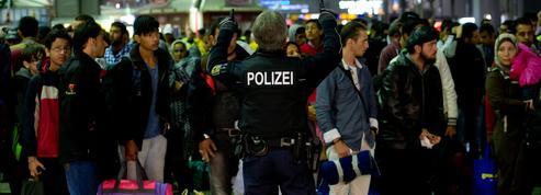 Migrants : l'Allemagne réintroduit des contrôles à ses frontières