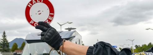 L'Autriche rétablit le contrôle aux frontières