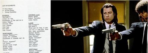 Tarantino ne pensait pas à Travolta et Thurman pour Pulp Fiction
