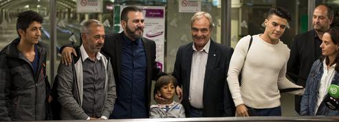 Le réfugié syrien «taclé» par une journaliste va s'engager avec un club espagnol