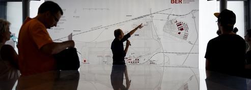 Fiasco autour du futur aéroport de Berlin, les travaux suspendus