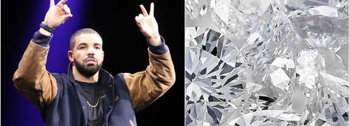 Pour Drake, c'est sûr, les diamants sont éternels