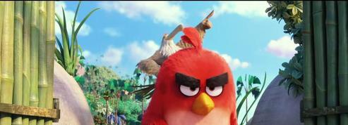 Angry Birds :le petit oiseau mécontent va sortir au cinéma