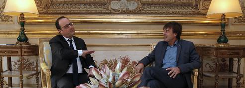 François Hollande souhaiterait avoir Nicolas Hulot comme ministre