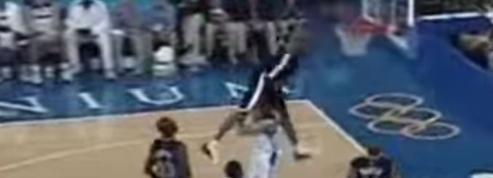 15 ans après son dunk humiliant, Vince Carter s'excuse auprès de Fred Weis