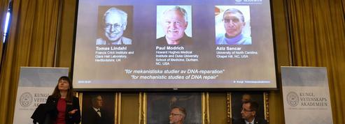Le Nobel de chimie aux réparateurs de l'ADN