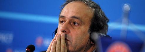 Fifa: Platini bientôt hors jeu ?