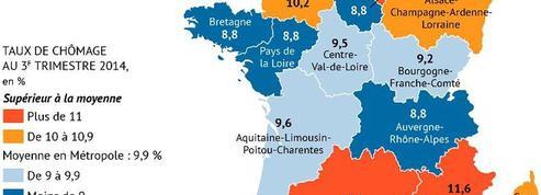 Quelles sont les régions les plus puissantes économiquement ?