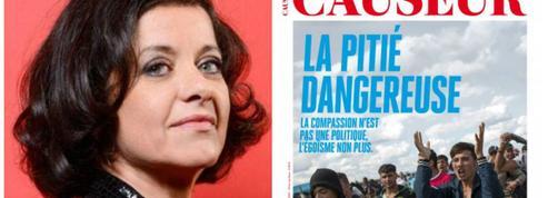 Élisabeth Lévy : «Au-delà de l'émotion, il faut penser la crise des migrants»