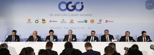Les «majors» de l'or noir veulent peser sur le débat climatique