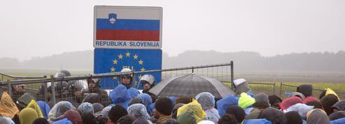 Les Balkans débordés par l'afflux de migrants