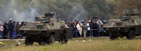 Migrants : la Slovénie n'arrive plus à faire face